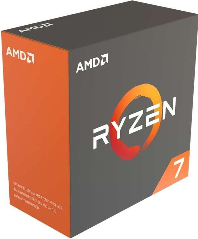 Процессор (CPU) AMD Ryzen 7 1700X 3.4GH…