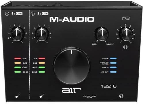 Аудиоинтерфейс M-Audio Air 192/6