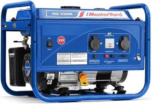 Электрогенератор MasterYard MG 2200R