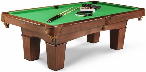Бильярдный стол Start Line Бруклин 7FT коричневый