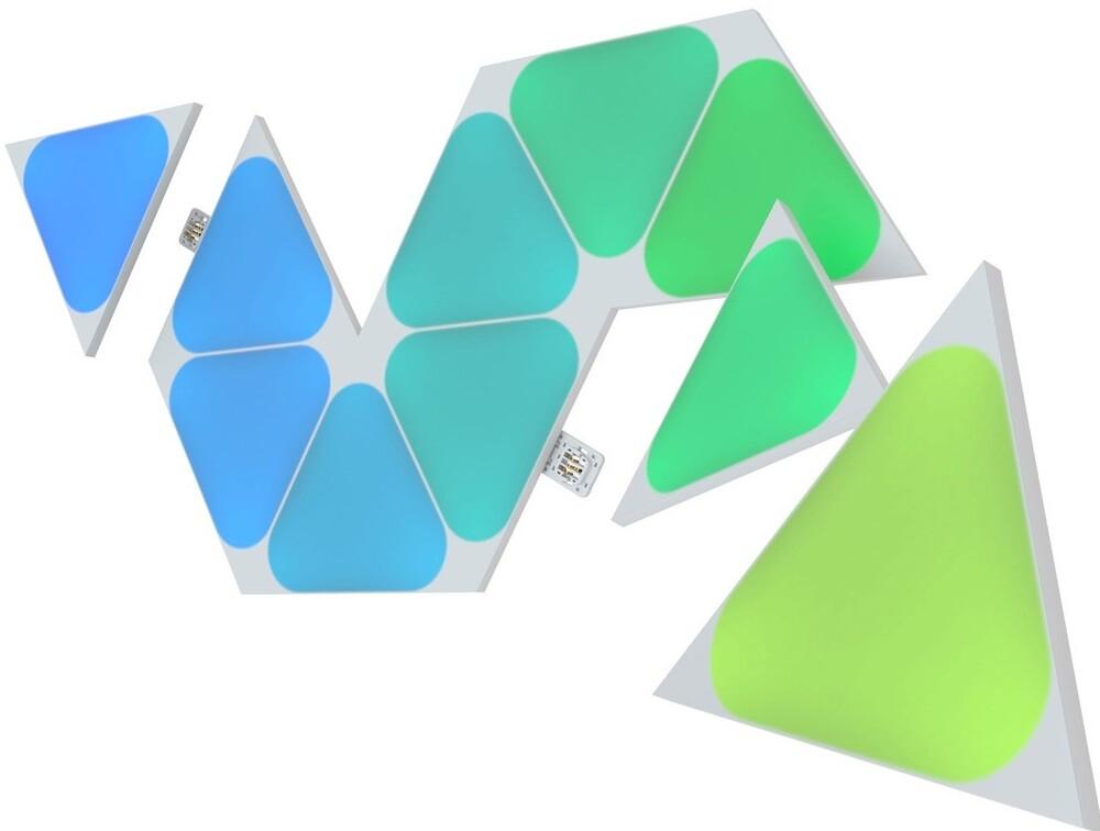 Умная лампа Nanoleaf Shapes Mini Triangles Expansion Packs