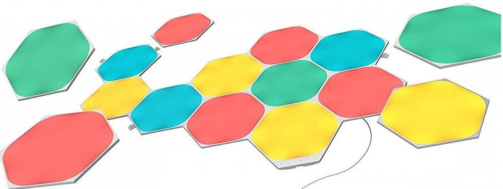 Умная лампа Nanoleaf Shapes Hexagon Starter Kits