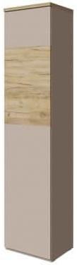 Шкаф Интердизайн Тоскано 31.101.OkC дуб/капучино 2000x452x375 см (правый)