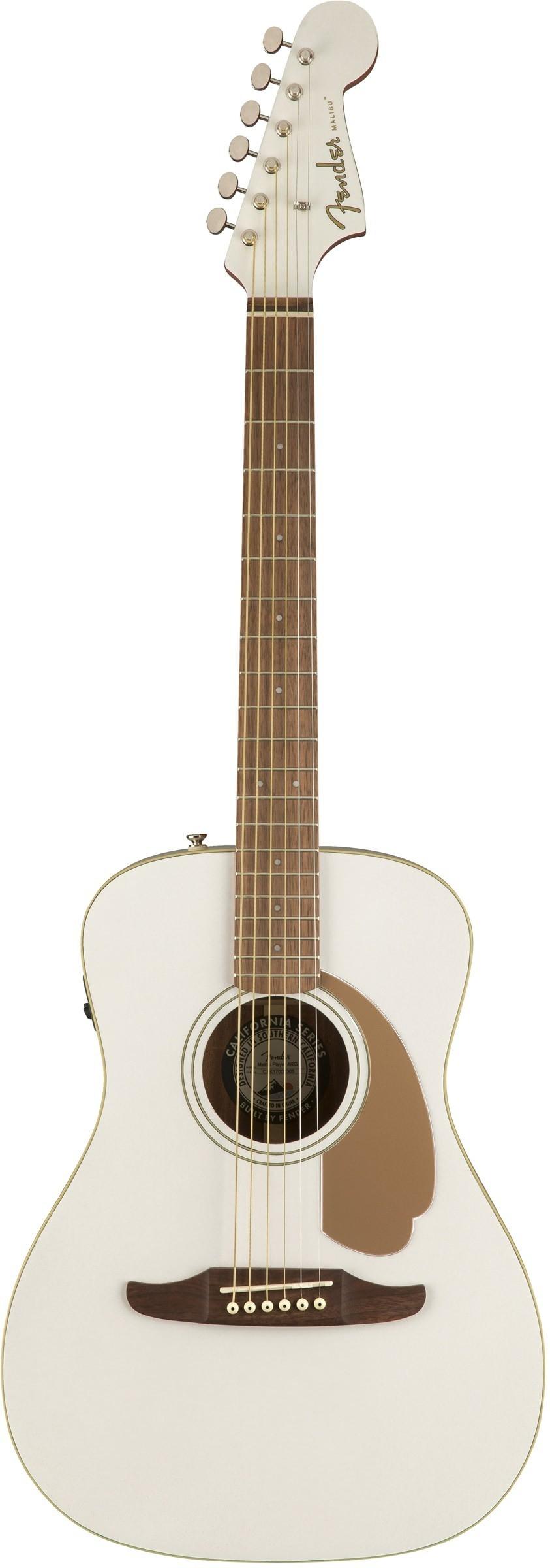 Акустическая гитара Fender Malibu Playe…