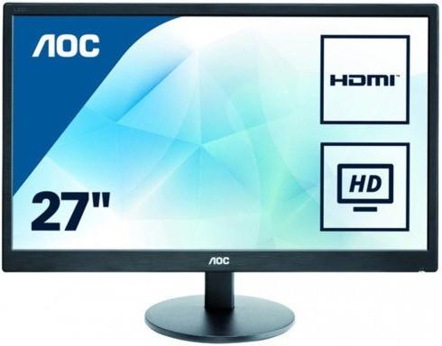 Монитор AOC Professional E2775SJ