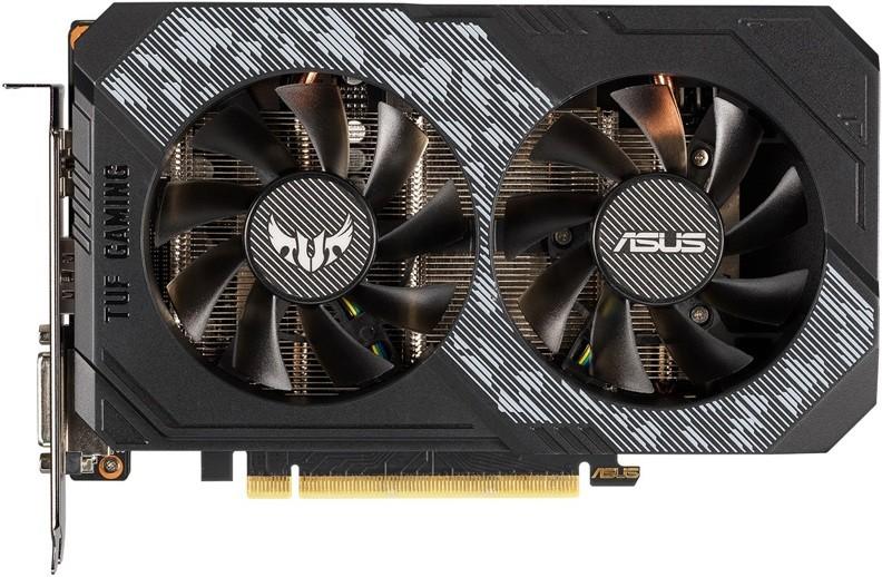 Видеокарта Asus GeForce RTX 2060 TUF Ga…