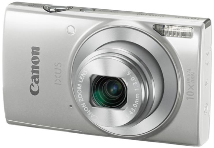 Фотоаппарат Canon Ixus 190 Silver