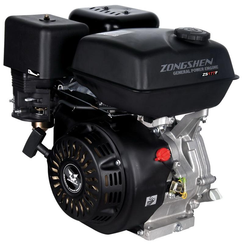 Двигатель Zongshen ZS177F (без катушки, 9 л.с.)