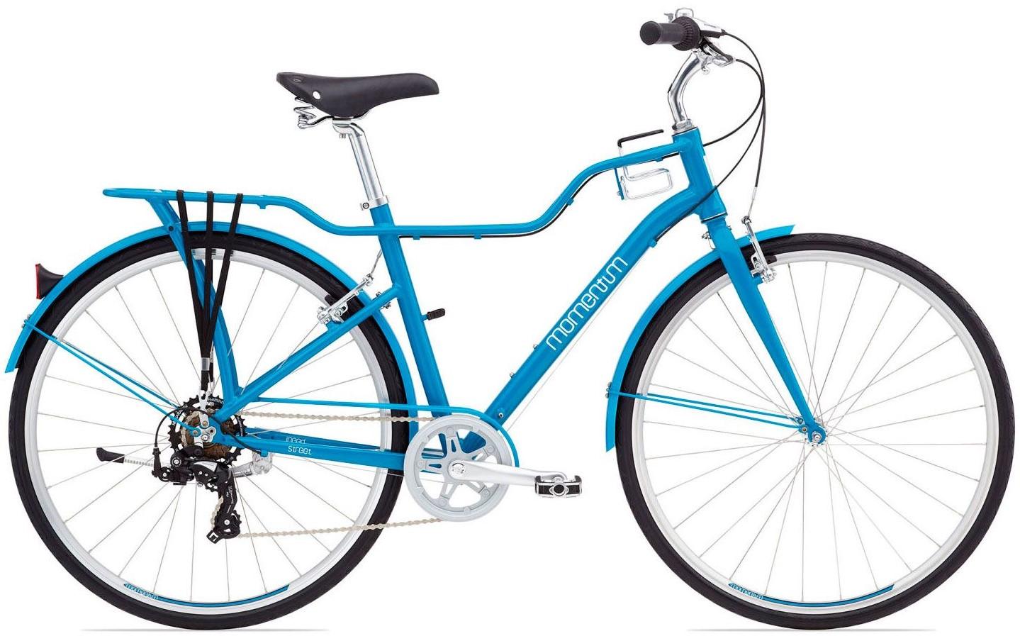 "Велосипед Giant Momentum iNeed Street Mid-Step Blue 28"""