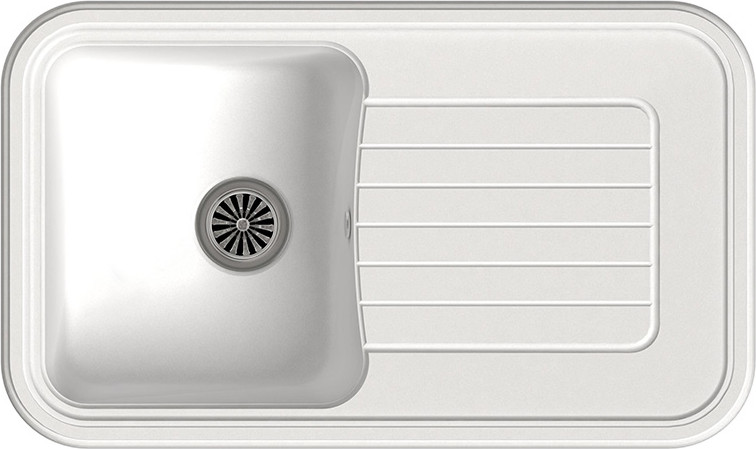 Кухонная мойка Ewigstein Antik А-60F иней
