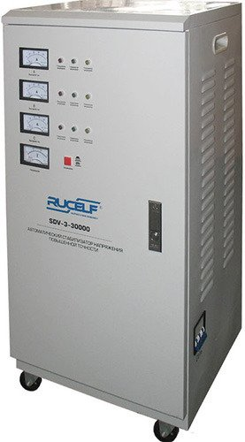 Стабилизатор напряжения Rucelf SDV-3-30…