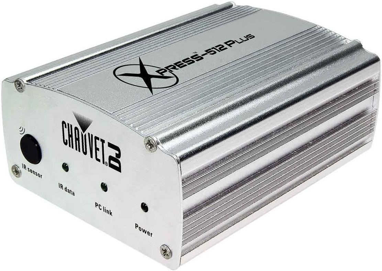 DMX-интерфейс Chauvet-DJ Xpress 512 Plus