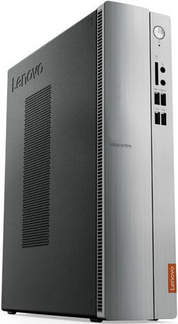 Lenovo IdeaCentre 310S-08ASR 3,1GHz/8Gb/1Tb/DOS Black