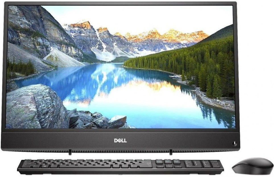 "Моноблок Dell Inspiron 3277 21,5""/2,7GHz/4Gb/1Tb/Linux Black"