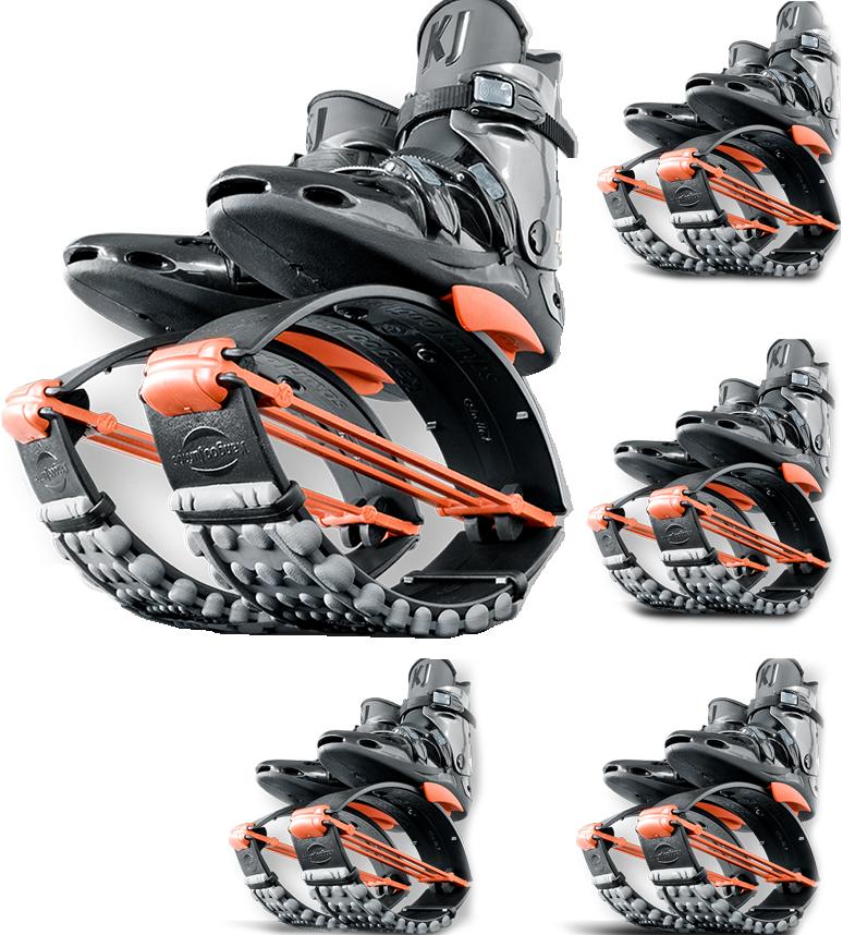 Джамперы Kangoo Jumps Combo Pack XR3 Orange M5 (размер 39-41)