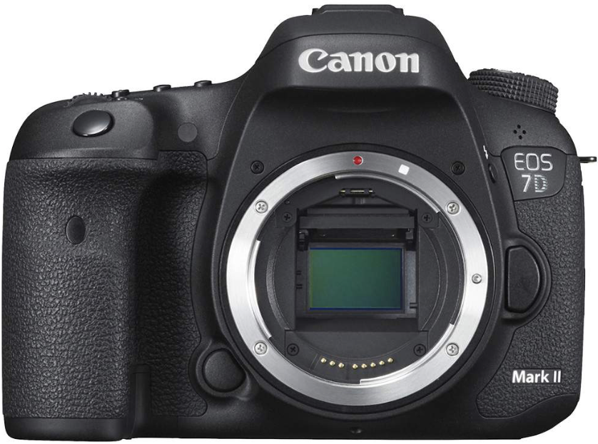 Фотоаппарат Canon EOS 7D Mark II Body + W-E1