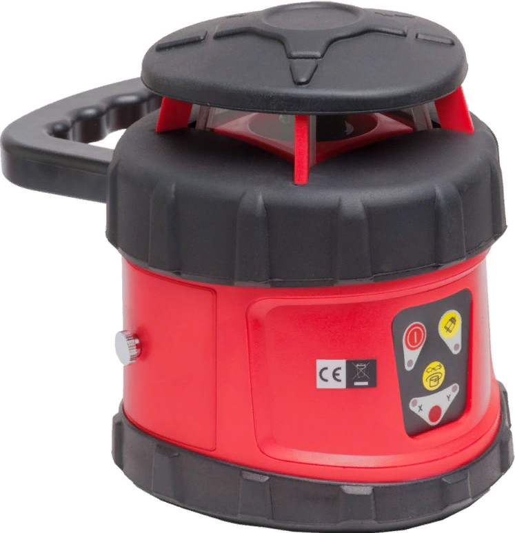 Лазерный нивелир ADA Rotary 500 H Servo