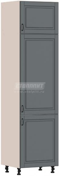 Пенал Столплит Регина 331-560-560-5398 серый матовый