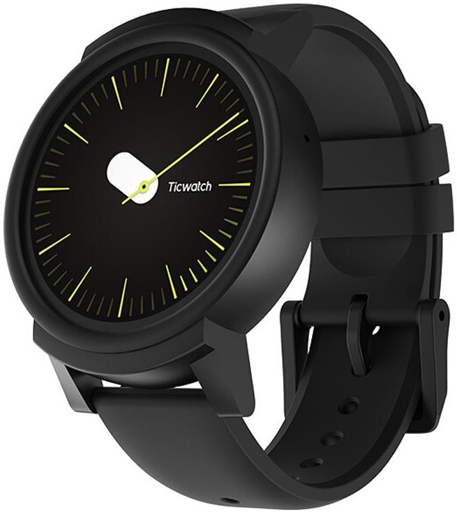 Умные часы Mobvoi Ticwatch Express Black