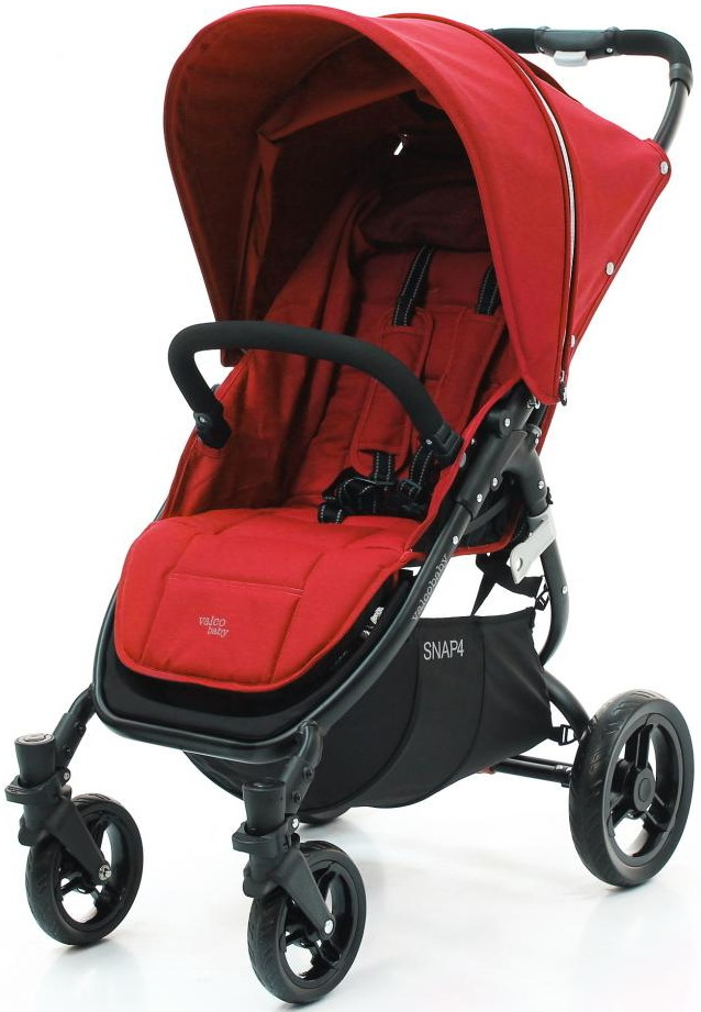 Коляска Valco Baby Snap 4 Fire Red