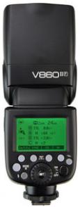 Фотовспышка Godox VING V860IIF TTL for Fujifilm