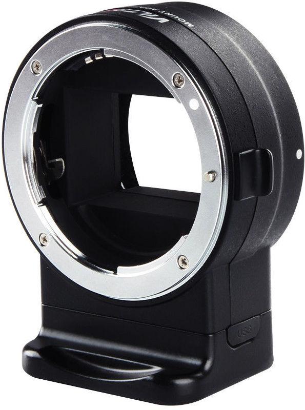 Адаптер Viltrox NF-E1 Nikon-F E-mount
