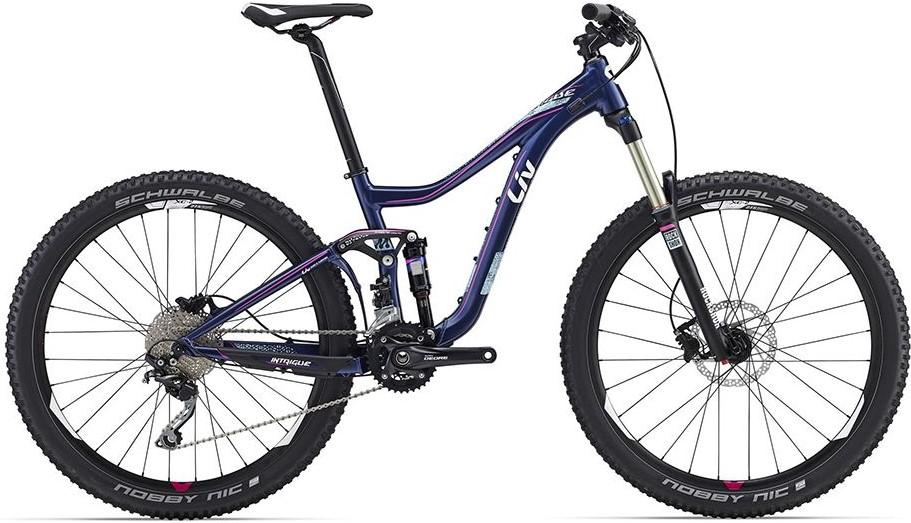 Велосипед Giant Intrigue 2 Dark Blue 27…