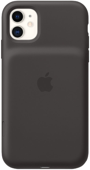 Чехол-аккумулятор Apple iPhone 11 Smart Battery Case 1430 mAh Black