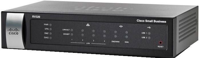 Cisco RV 320 RV320-WB-K8-RU
