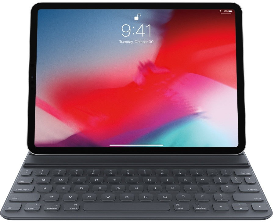 "Чехол-клавиатура Apple Smart Keyboard Folio iPad Pro 11"" Space Grey"