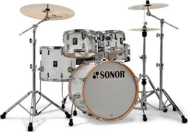 Акустические ударные Sonor AQ2 Studio Set WHP 17335