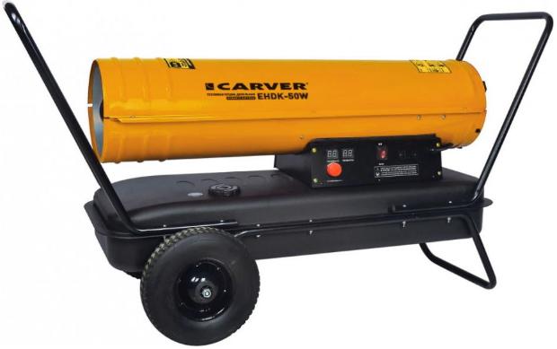 Тепловая пушка Carver EHDK-50W