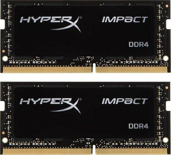 Память Kingston HyperX Impact SODIMM DDR4 x16Gb 3200MHz