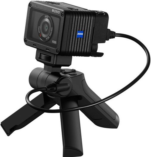 Экшен-камера Sony DSC-RX0 II + VCT-SGR1