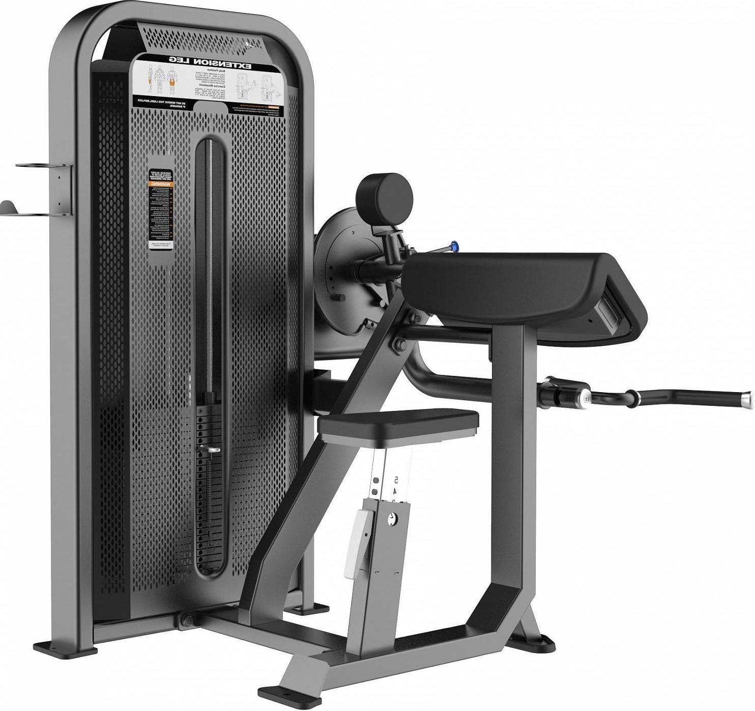 Грузоблочный тренажер DHZ Camber Curl &Triceps Стек 110 кг E-5087
