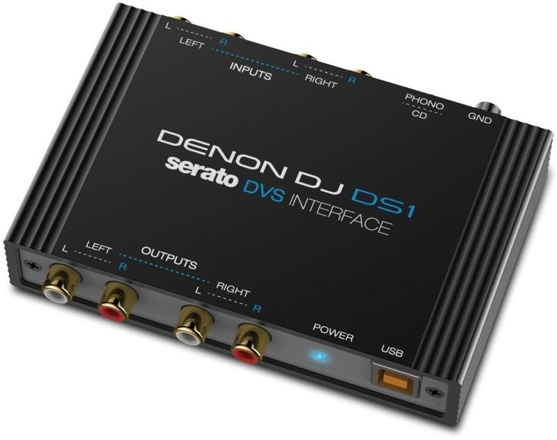 Аудиоинтерфес Denon DS1 USB Interface Digital Vinyl System