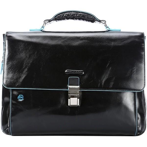 Портфель Piquadro Blue Square CA3111B2/N Black