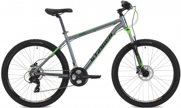 Велосипед Stinger Graphite Evo 27.5 (20…