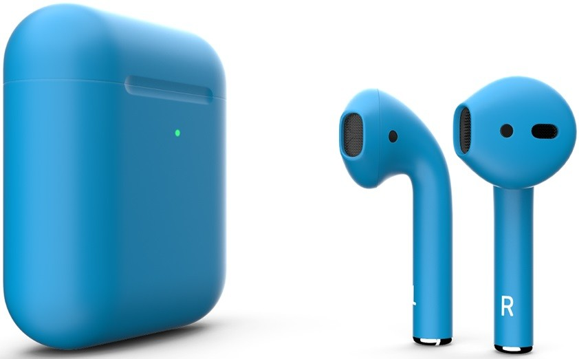 Наушники Apple AirPods 2 2019 Matte Blu…