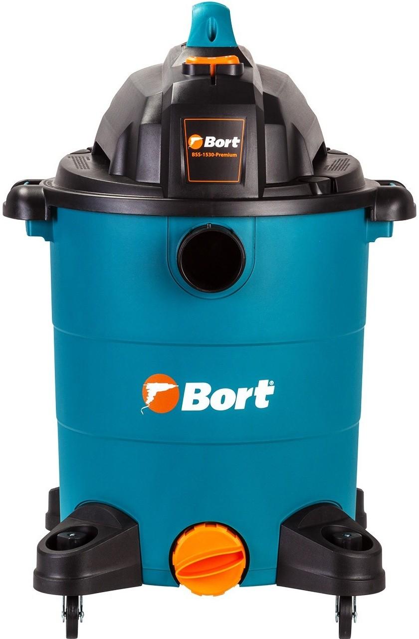 Строительный пылесос Bort BSS-1530-Prem…