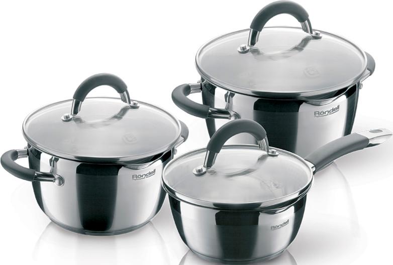 Набор посуды Rondell RDS-341 (6 предмет…