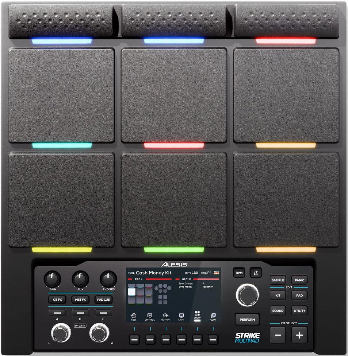 MIDI-контроллер Alesis Strike MultiPad