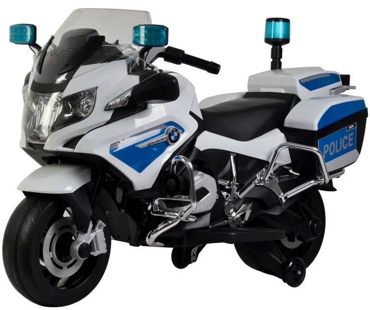 Мотобайк Barty BMW R1200RT-P Police Whi…