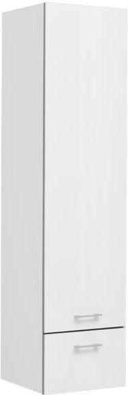 Навесной пенал Aquanet Верона 40 L белый 40x160x39 см