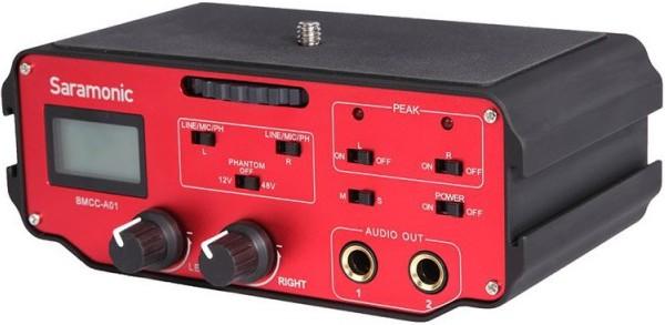 Аудиоадаптер Saramonic BMCC-A01