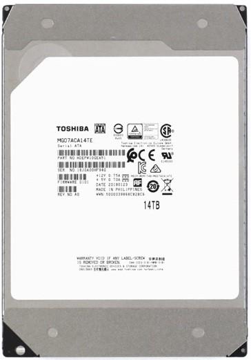 Жесткий диск Toshiba MG07ACA Series 14T…