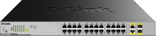 Коммутатор D-Link DGS-1026MP/A1A