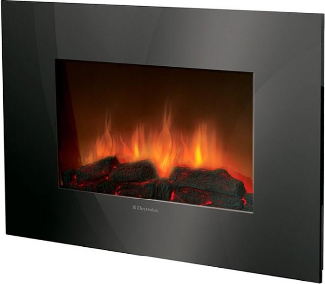Камин Electrolux EFP/W-1250ULS Black