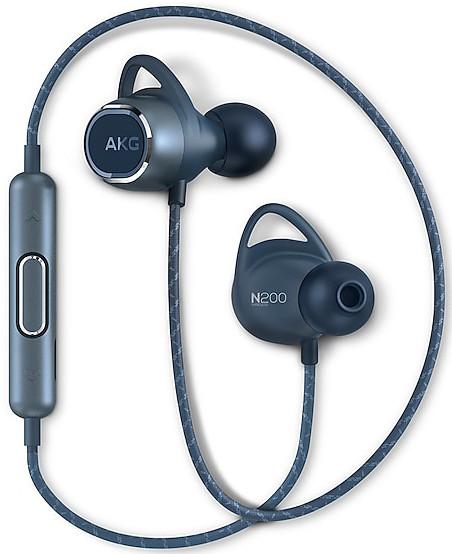 Наушники AKG N200 Wireless Blue