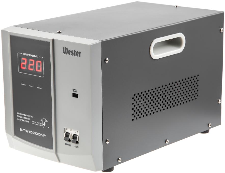 Стабилизатор напряжения Wester STW10000…